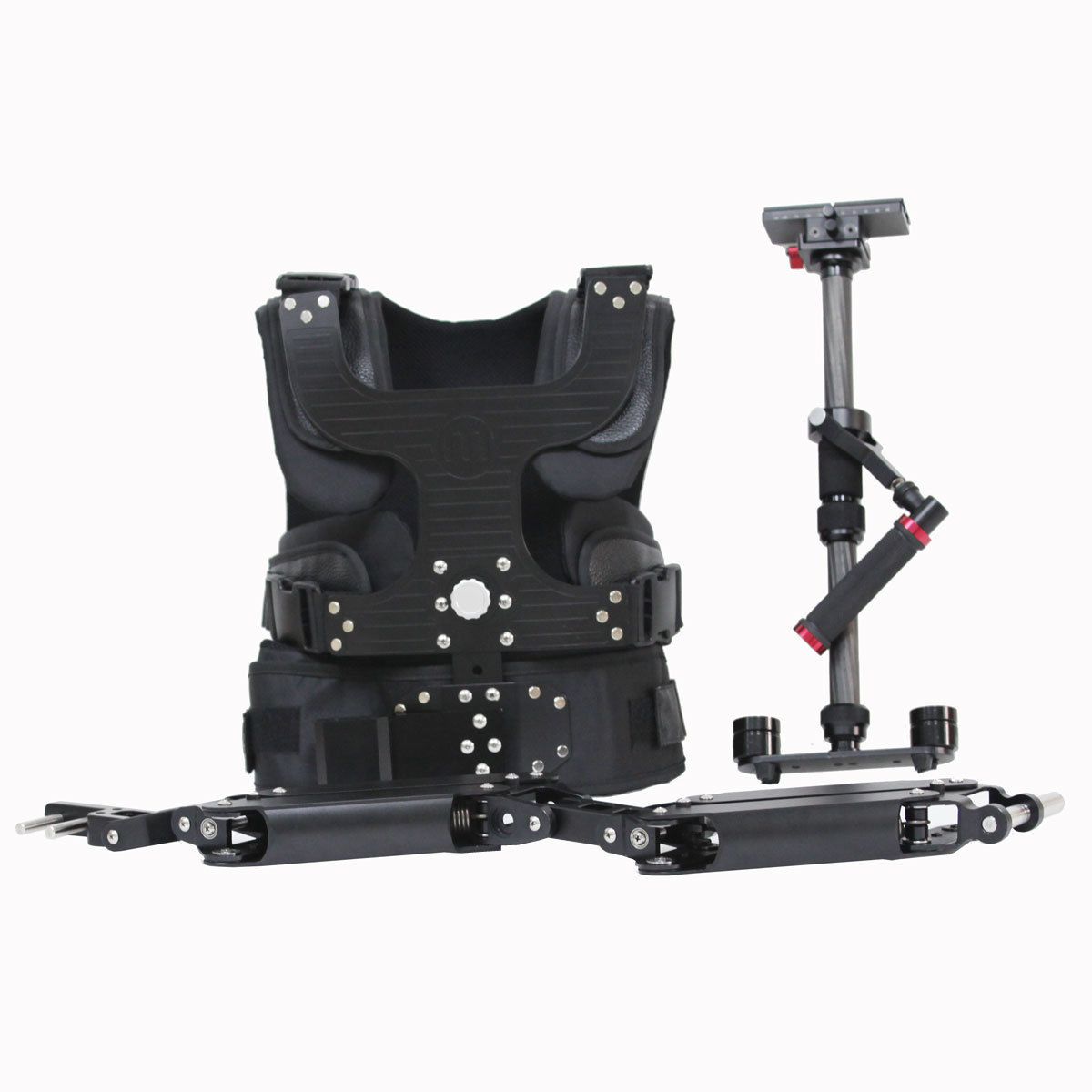 Video Equipment Rentals Panasonic Ag Ac90 Professional Carbon Fiber Stabilizer